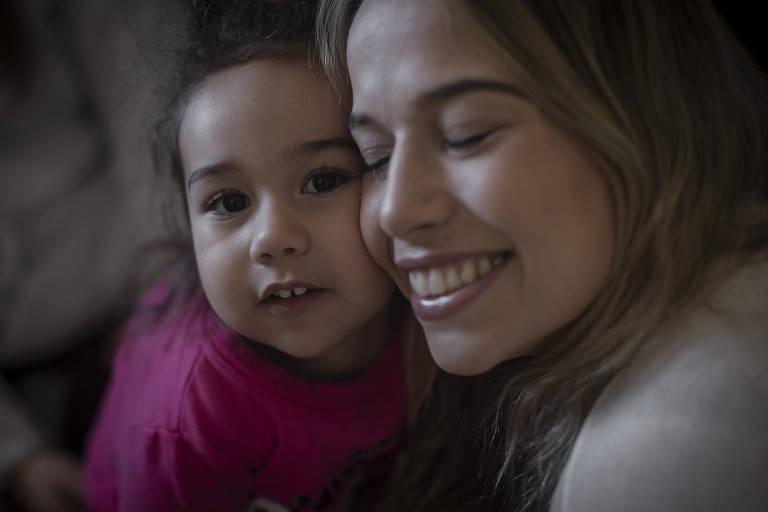A nova vida de Marina após receber Zolgensma, o remédio mais caro do mundo