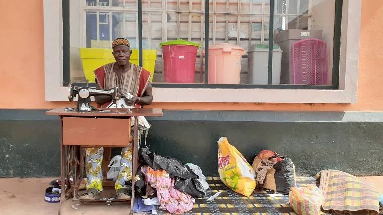 Leitora registra cotidiano de Guiné-Bissau