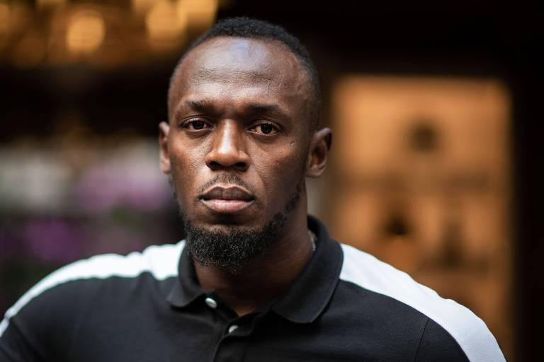 Usain Bolt está com Covid-19 após participar de festa