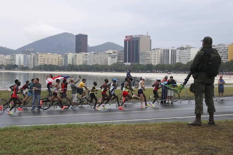 Maratona reabre oportunidade para obtenção do índice olímpico