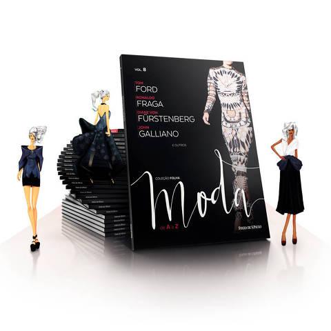 Coleção moda de A a Z