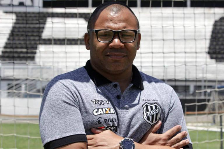 Fabio Barrozo, ex-gerente das categorias de base do Corinthians e da Ponte Preta