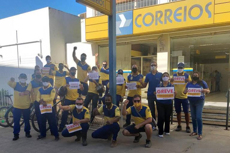 Entenda a greve dos funcionários dos Correios