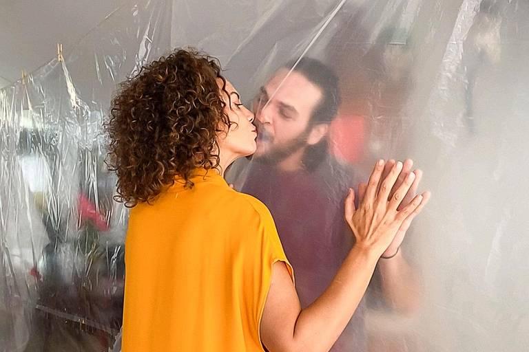 Série 'Amor e Sorte' com Fabiola Nascimento e Emilio Dantas