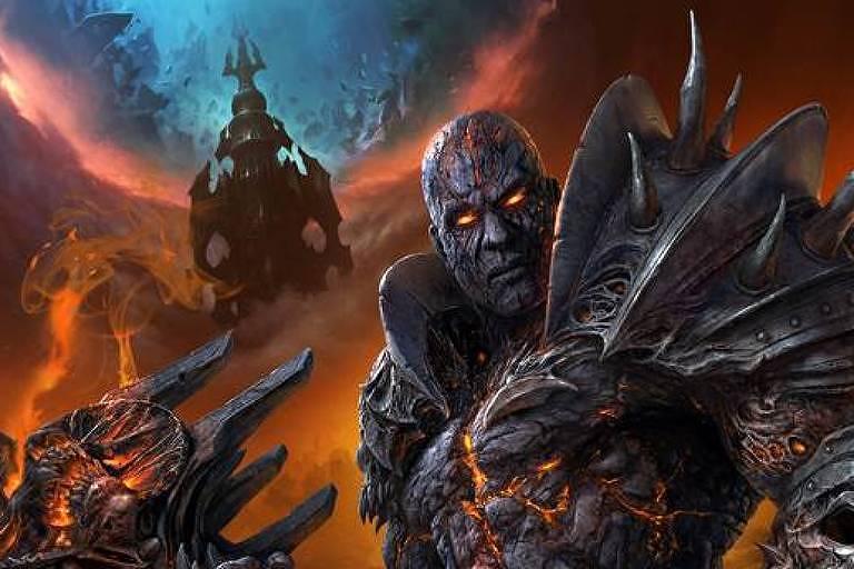Blizzard apresenta nova série animada baseada na nova expansão de World of Warcraft