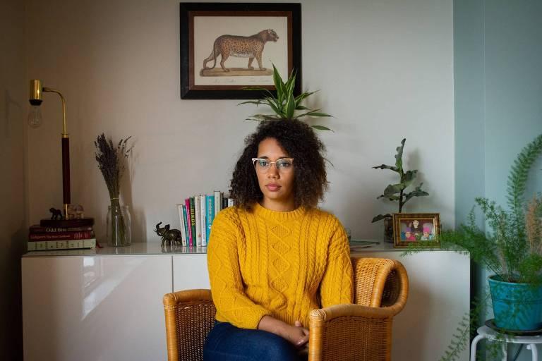 Alica Forneret, que começou uma agência de consultoria que ajuda empresas a lidar com luto