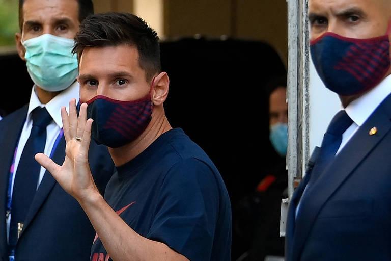 O relacionamento entre Barcelona e Messi parece ter chegado ao fim