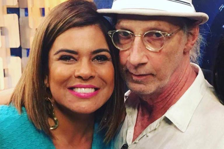 Mara Maravilha lamenta morte de Arnaldo Saccoman