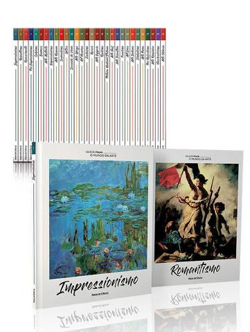 coleção o mundo da arte