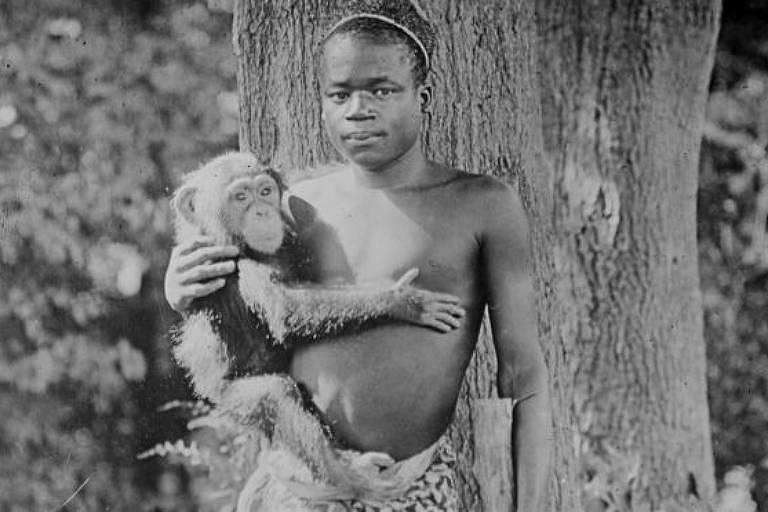 Após 114 anos, zoológico dos EUA se desculpa por exibir jovem negro em jaula de macacos