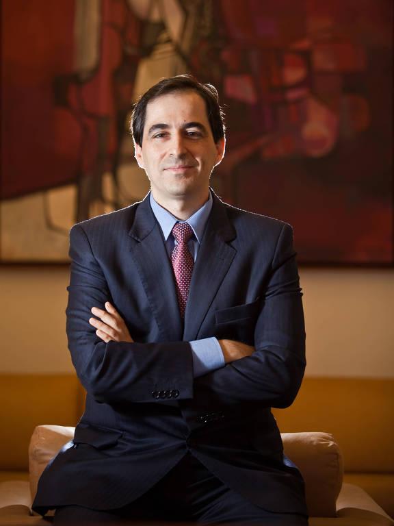 O executivo Alexandre Nogueira, diretor do Grupo Bradesco Seguros