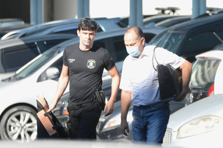 Pastor Everaldo, preso nesta sexta-feira (28) no Rio