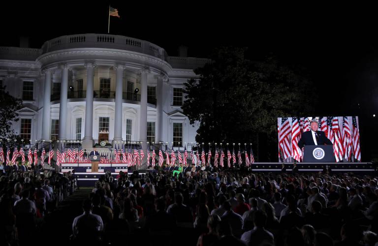 Convenção do Partido Republicano de 2020, em agosto