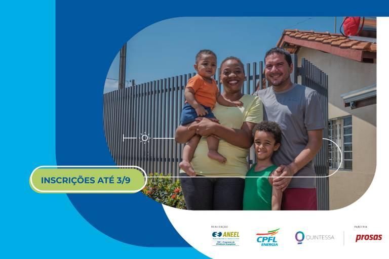 CPFL Energia  busca negócios em estágio operacional com capacidade para implementar soluções de eficiência energética em comunidades de baixa renda