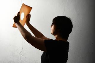 A poeta Angélica Freitas