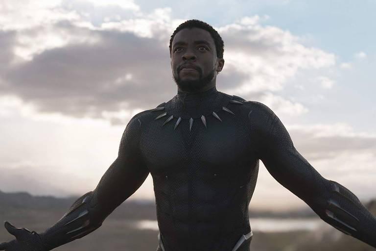 Papel de Chadwick Boseman em 'Pantera Negra' não será reformulado para sequência