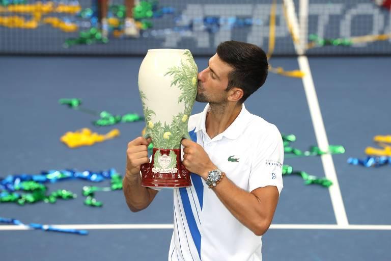 Djokovic deixa conselho da ATP e cria nova associação de tenistas
