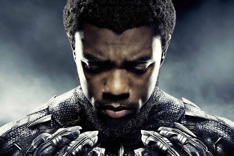 Globo vai exibir 'Pantera Negra' na Tela Quente em homenagem a Chadwick Boseman