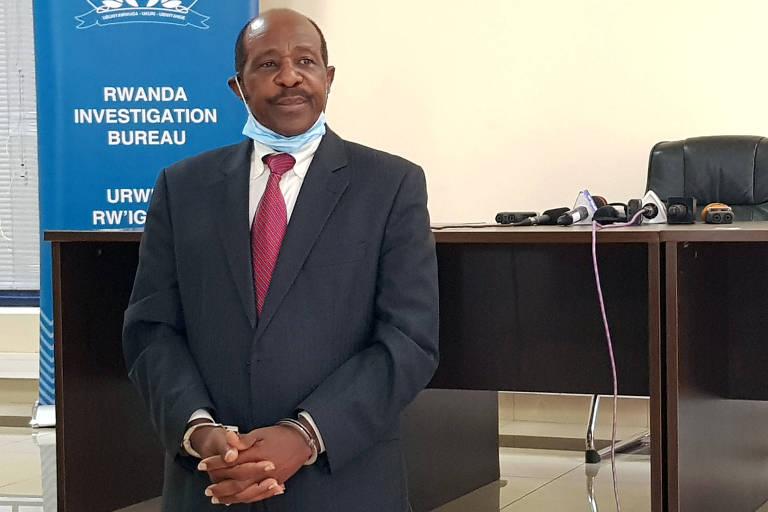 Personagem de 'Hotel Ruanda', ex-gerente de hotel é preso por terrorismo