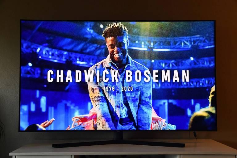 Homenagem a Chadwick Boseman no MTV Video Music Awards
