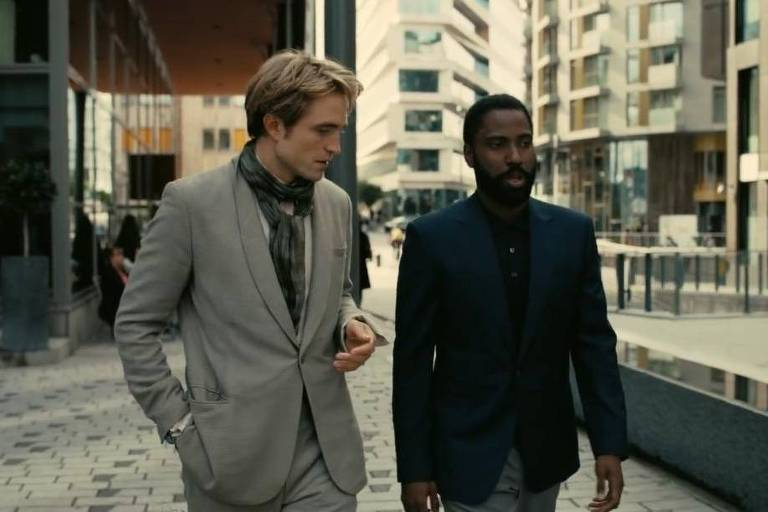 Veja cenas do filme 'Tenet', do Christopher Nolan