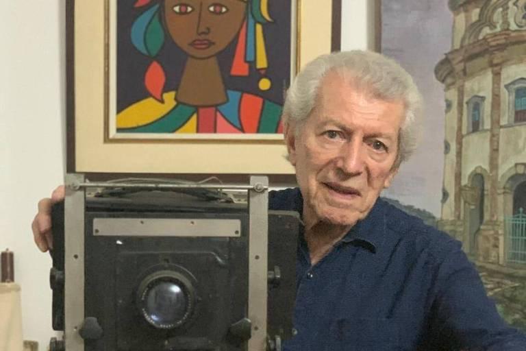 Zaé Mariano Carvalho do Nascimento Júnior (1928-2020)