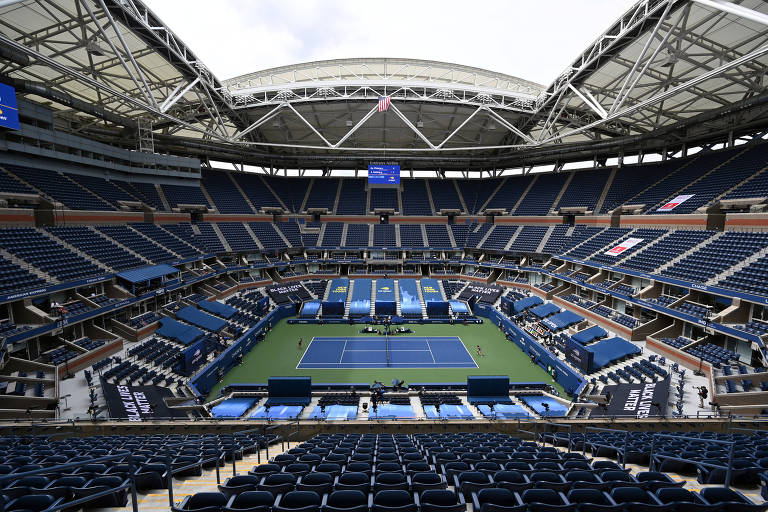Melhores imagens do US Open 2020