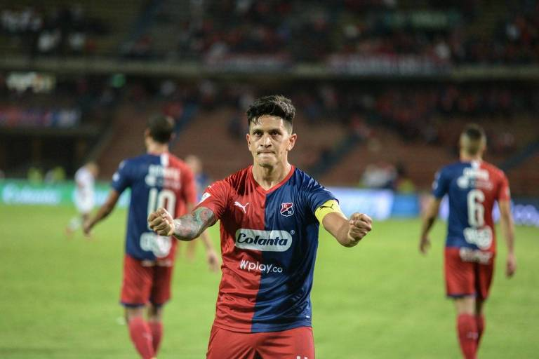 Com 129 gols, Cano se tornou o maior artilheiro da história do Independiente Medellín