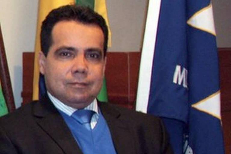 O procurador da República Alessandro Oliveira, que assumirá o comando da força-tarefa da Lava Jato em Curitiba no lugar de Deltan Dallagnol