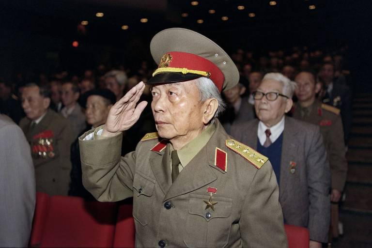 'Precisamos resistir ao novo colonialismo', disse general que venceu a guerra do Vietnã à Folha