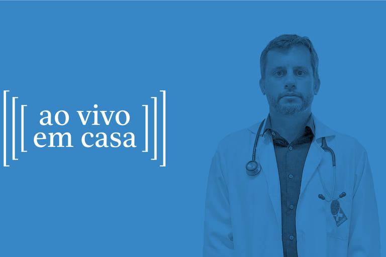 Alexandre Naime Barbosa, médico infectologista da Unesp de Botucatu (SP)