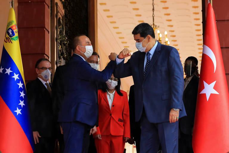 Parte da oposição negocia com Maduro para participar das eleições, diz Turquia