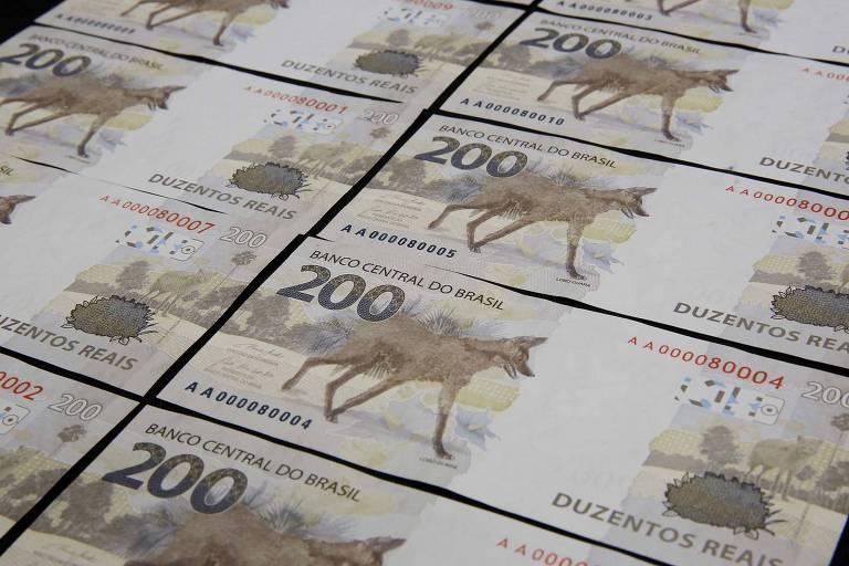 Nota de R$ 200 entra em circulação nesta quarta-feira (2); confira imagens