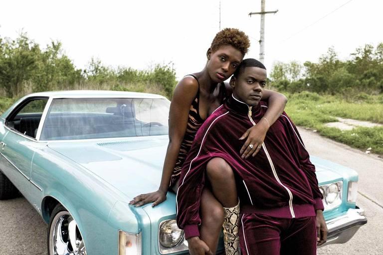 Novo longa 'Queen & Slim' é uma espécie de 'Bonnie & Clyde' negro
