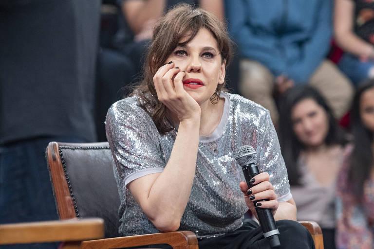 Bárbara Paz reencontra Drauzio, personagem do filme sobre Babenco