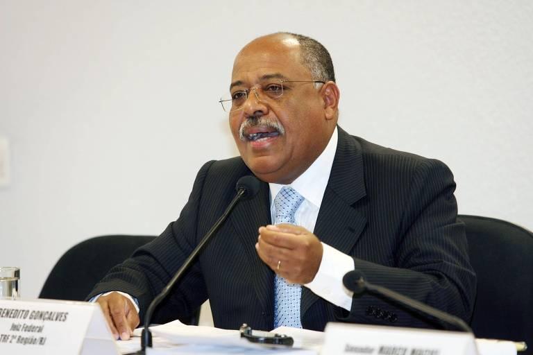 O ministro Benedito Gonçalves, do STJ