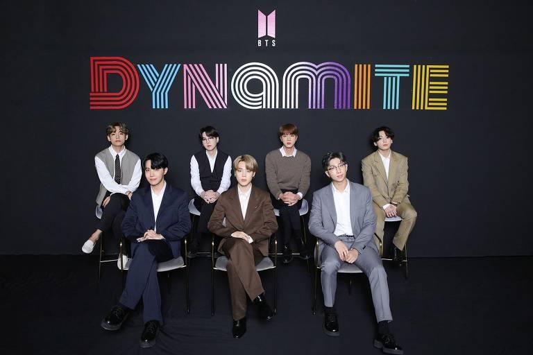 Imagens do grupo BTS