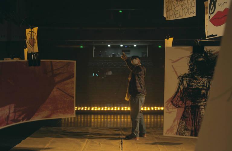 Veja os bastidores das peças de teatro virtuais, nascidas na pandemia