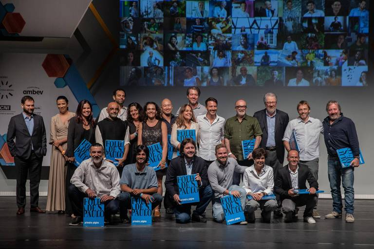 Empreendedores sociais no Teatro Porto Seguro
