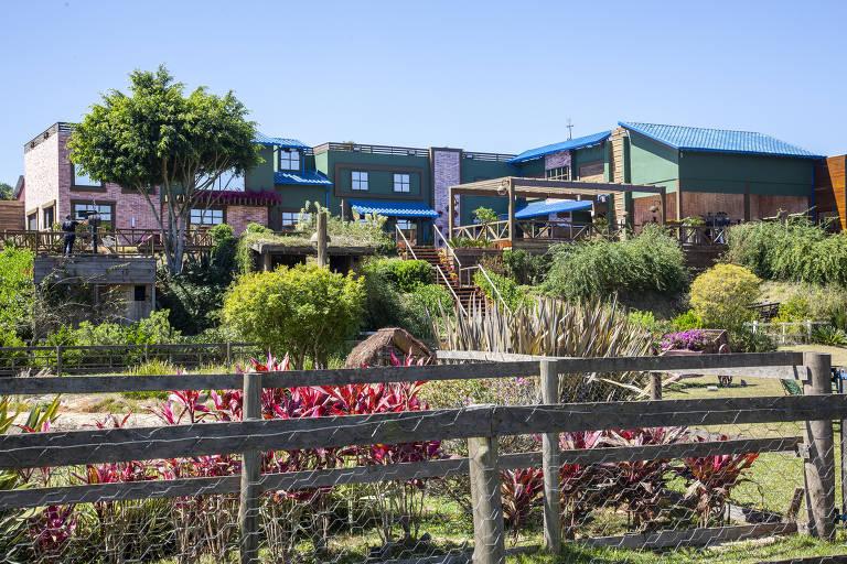 Conheça a nova sede de A Fazenda 12