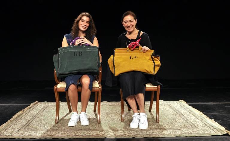 Veja fotos de 'A Lista', com Lília Cabral e Giulia Bertolli