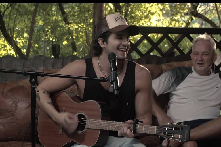 Luan Santana lança clipe de 'Aparências' no TVZ (Multishow) desta sexta (4)