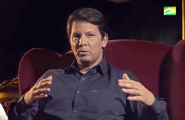 Mario Frias em vídeo da Secretaria Especial da Cultura
