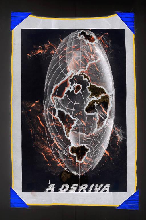 Veja obras de arte de série em defesa da democracia