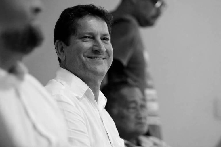 Jilmar Tatto, candidato do PT à prefeitura de São Paulo