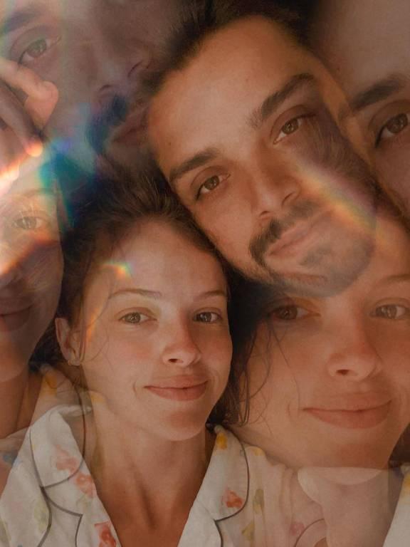Agatha Moreira e Rodrigo Simas estão com Covid-19