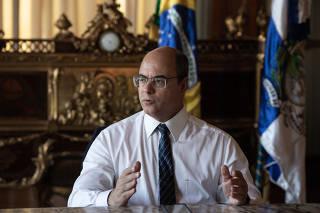 Entrevista com Wilson Witzel, governador afastado do Rio