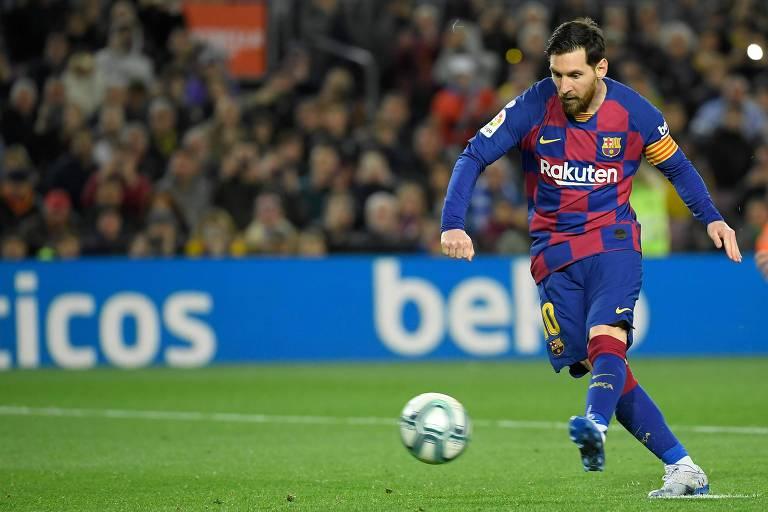 Messi poderá repetir Jordan com sua 'última dança' no Barcelona