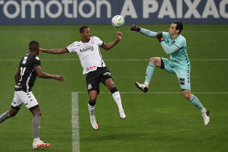 Brasileiro Championship - Corinthians v Botafogo