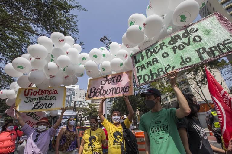 Grito dos Excluídos realiza sua 26ª edição no Dia da Independência, na capital paulista